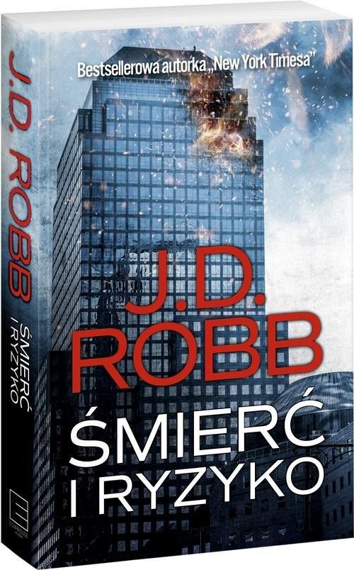 okładka Śmierć i ryzyko, Książka | Robb J.D