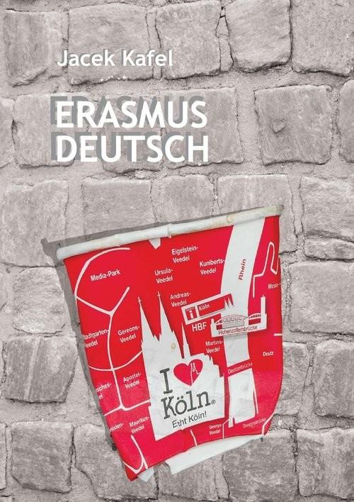 okładka Erasmus Deutsch, Książka | Kafel Jacek