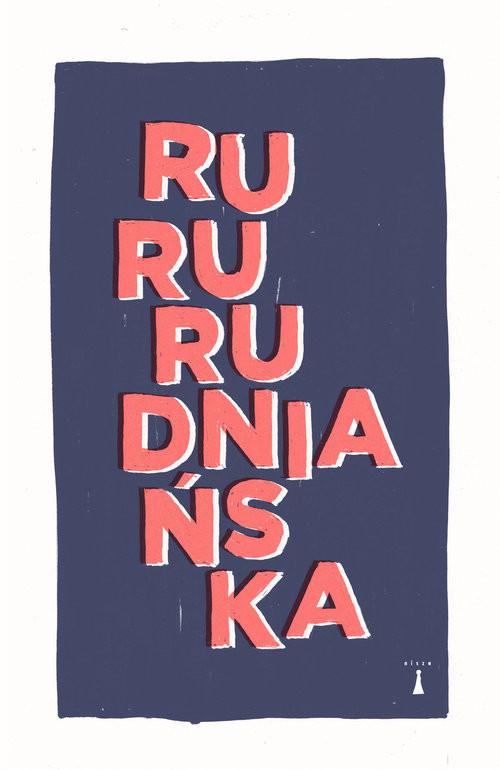 okładka RuRu, Książka | Joanna Rudniańska