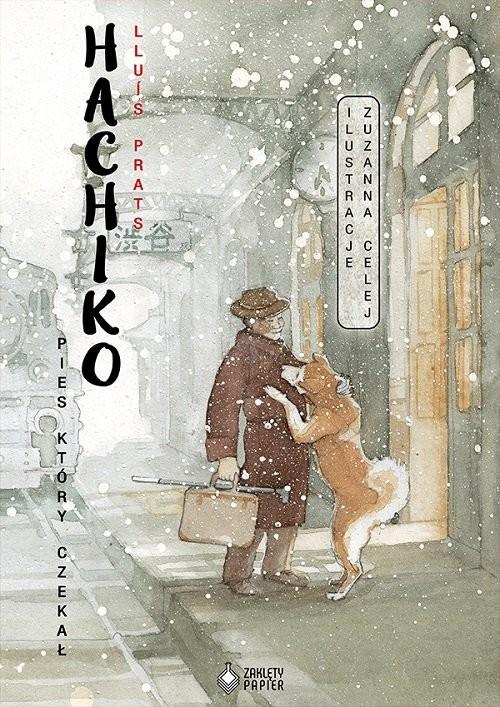 okładka Hachiko. Pies, który czekałksiążka |  | Prats Lluis