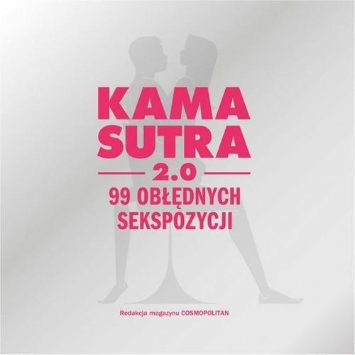 okładka Kamasutra 2.0. 99 obłędnych sekspozycjiksiążka     