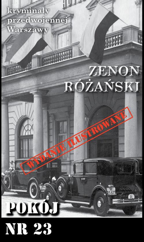 okładka Pokój nr 23, Książka | Różański Zenon