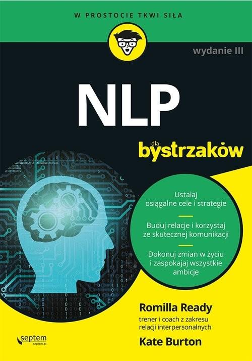 okładka NLP dla bystrzaków., Książka | Romilla Ready, Kate Burton