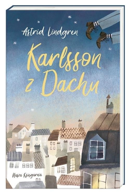 okładka Karlsson z Dachuksiążka |  | Astrid Lindgren