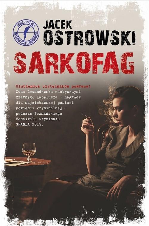 okładka Sarkofag, Książka | Jacek  Ostrowski
