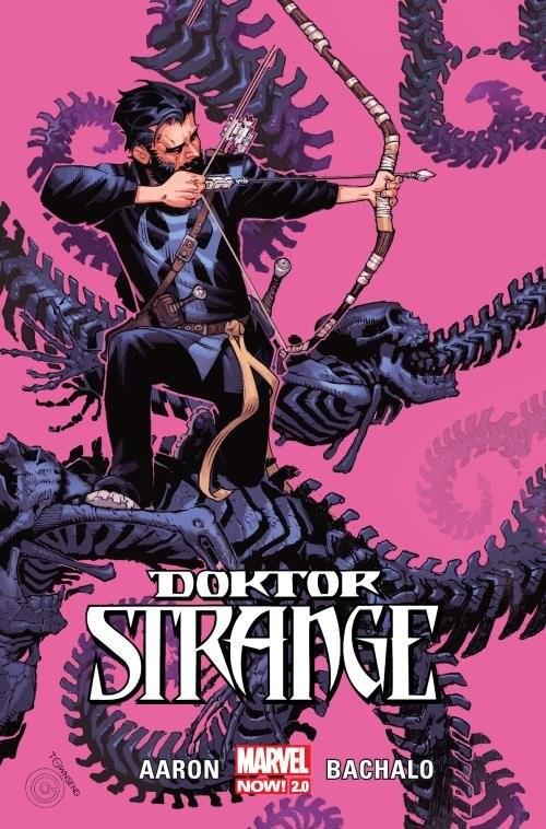 okładka Doktor Strange Tom 2książka |  |