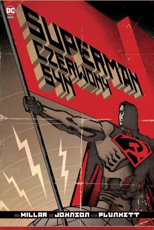 okładka Superman Czerwony Syn, Książka |
