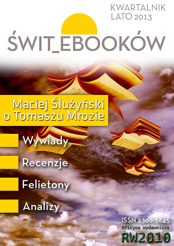 okładka Świt ebooków nr 2, Ebook | Praca Zbiorowa