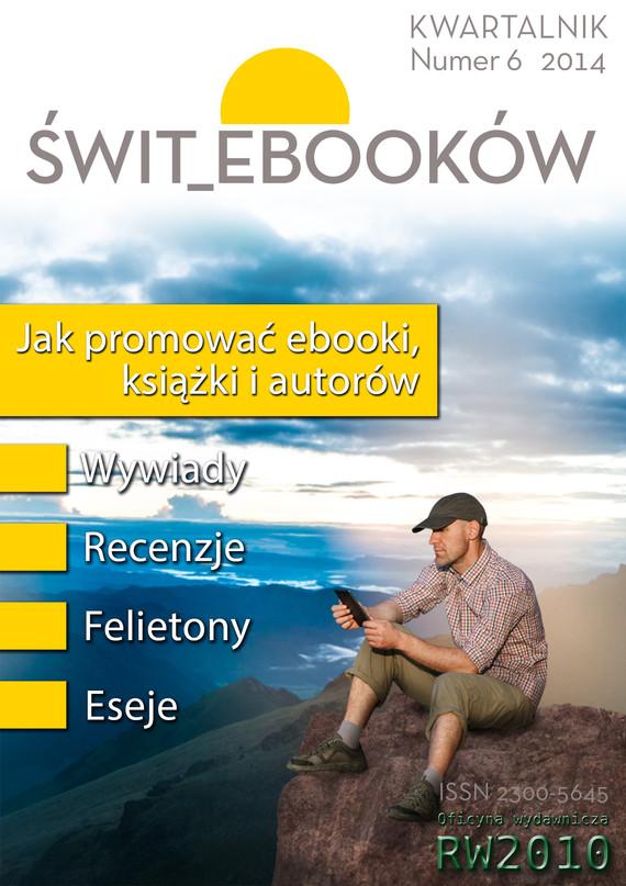 okładka Świt ebooków nr 6, Ebook | Praca Zbiorowa