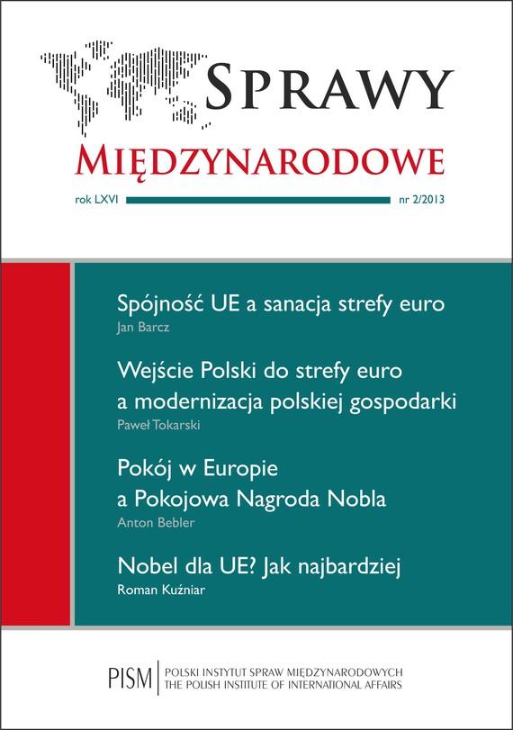 okładka Sprawy Międzynarodowe 2/2013, Ebook | Praca Zbiorowa
