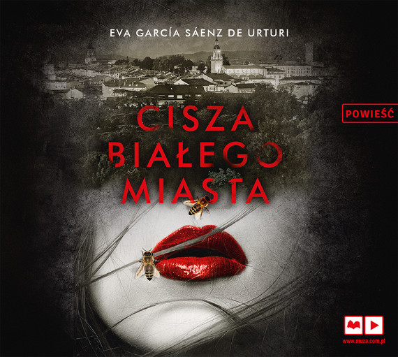 okładka Cisza białego miastaaudiobook   MP3   Eva Garcia Saenz de Urturi