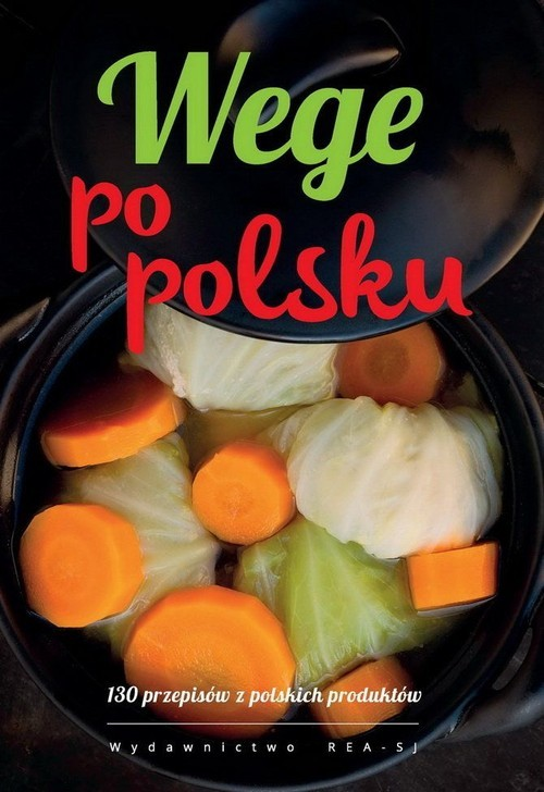 okładka Wege po polsku, Książka |