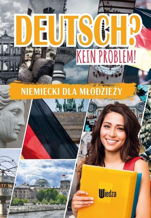 okładka Deutsch? Kein Problem! Niemiecki dla młodzieży, Książka | Krawiec Patryk