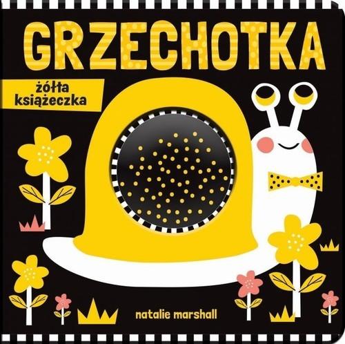 okładka Grzechotka Żółta książeczkaksiążka |  |