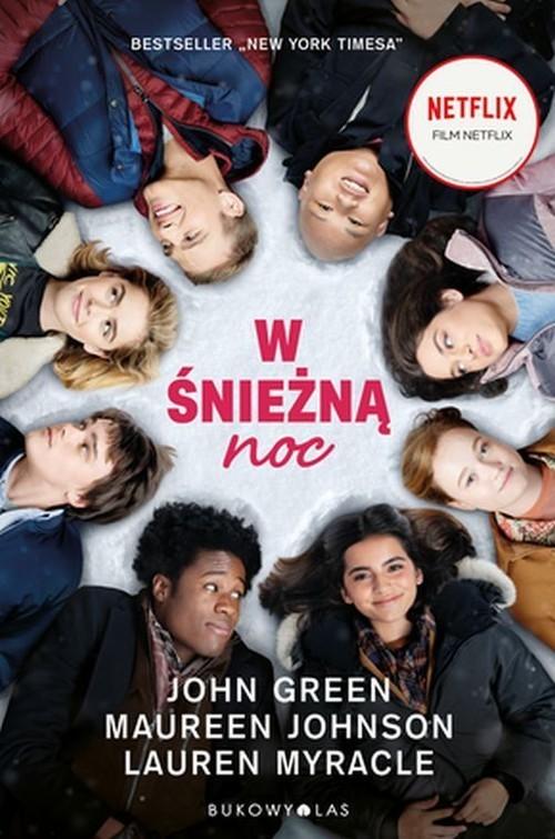 okładka W śnieżną noc Świąteczne opowiadania o miłości, Książka | Maureen Johnson, John Green, Lauren Myracle