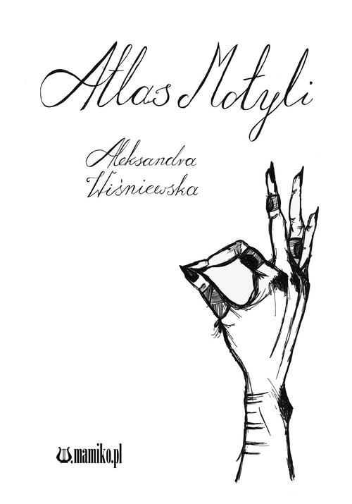 okładka Atlas motyliksiążka      Wiśniewska Aleksandra
