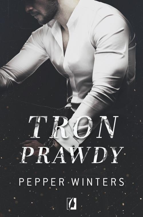 okładka Tron prawdy, Książka | Winters Pepper