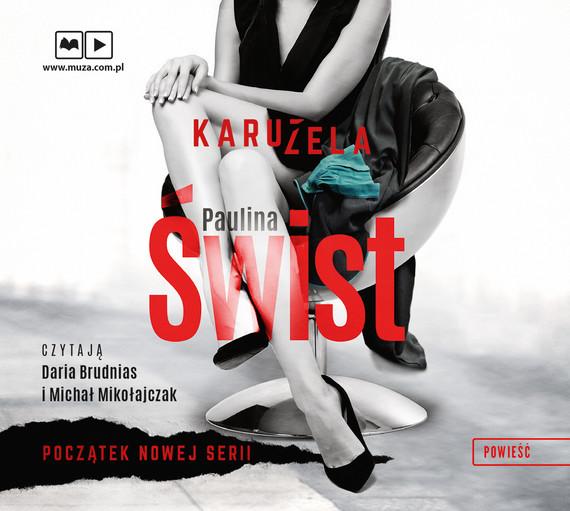 okładka Karuzelaaudiobook   MP3   Paulina Świst