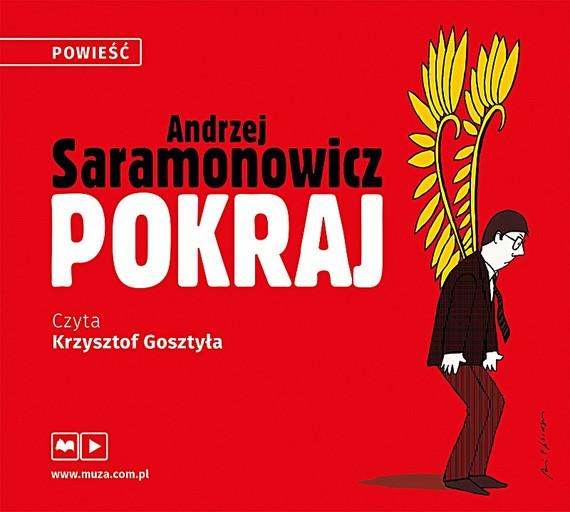 okładka Pokrajaudiobook | MP3 | Andrzej Saramonowicz