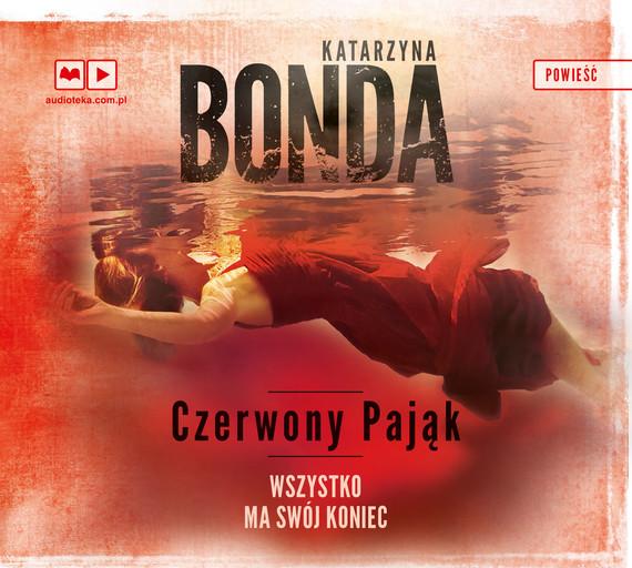 okładka Czerwony Pająk, Audiobook | Katarzyna Bonda