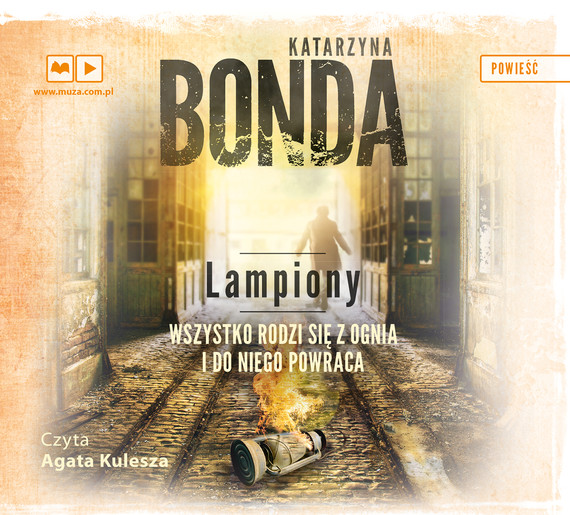 okładka Lampionyaudiobook | MP3 | Katarzyna Bonda