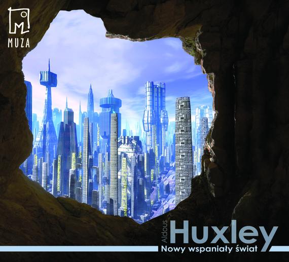 okładka Nowy wspaniały świataudiobook | MP3 | Aldous Huxley