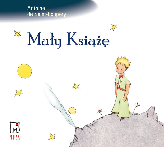 okładka Mały Książęaudiobook | MP3 | Antoine  de Saint-Exupery