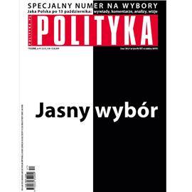 okładka AudioPolityka Nr 41 z 9 października 2019 roku, Audiobook | Polityka