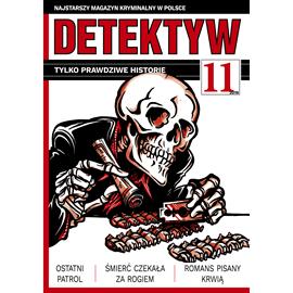 okładka Detektyw nr 11/2019, Audiobook | Agencja Prasowa S. A. Polska