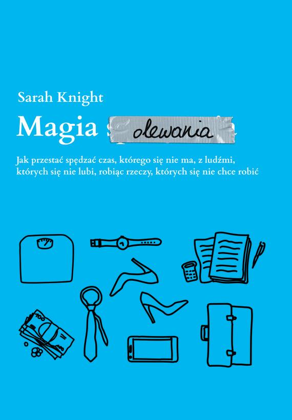 okładka Magia olewania, Audiobook | Sarah Knight