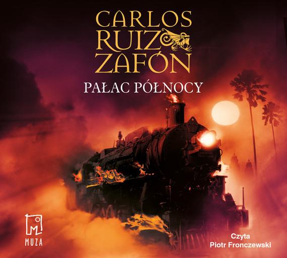 okładka Pałac Północyaudiobook | MP3 | Carlos Ruiz Zafón