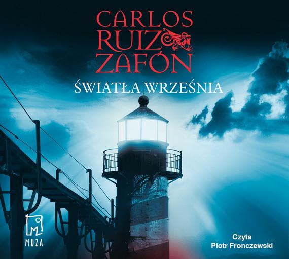 okładka Światła wrześniaaudiobook | MP3 | Carlos Ruiz Zafón
