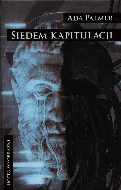 okładka Terra Ignota Tom 2 Siedem kapitulacji, Książka | Palmer Ada