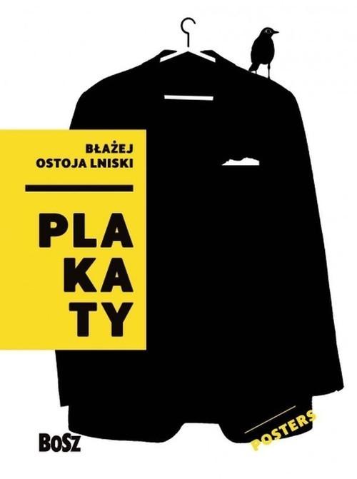 okładka Ostoja Lniski Plakaty, Książka | Folga-Januszewska Dorota