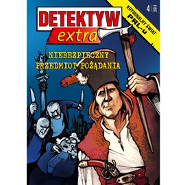 okładka Detektyw Extra nr 4/2019, Audiobook | Agencja Prasowa S. A. Polska