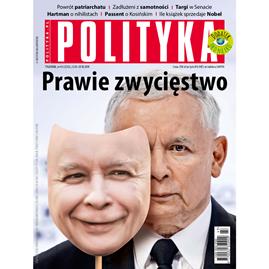 okładka AudioPolityka Nr 43 z 23 października 2019 roku, Audiobook | Polityka