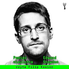 okładka Pamięć nieulotna, Audiobook   Snowden Edward