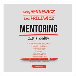 okładka Mentoring. Złote zasady, Audiobook   Maciej Bennewicz