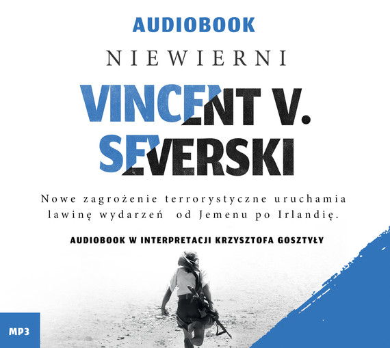 okładka Niewierniaudiobook | MP3 | Vincent V. Severski