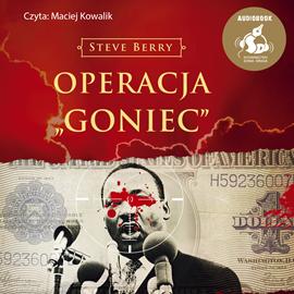 "okładka Operacja ""Goniec""audiobook | MP3 | Steve Berry"