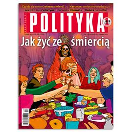 okładka AudioPolityka Nr 44 z 30 października 2019 roku, Audiobook | Polityka