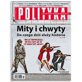 okładka AudioPolityka Nr 45 z 6 listopada 2019 roku, Audiobook | Polityka