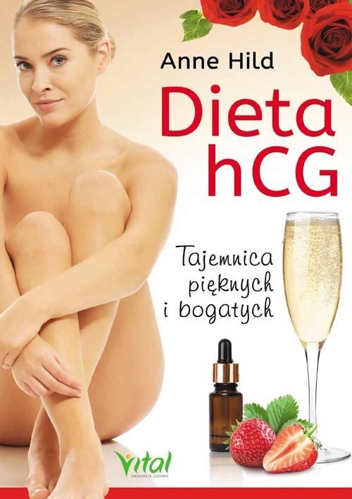 okładka Dieta hCG, Książka | Hild Anne