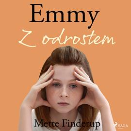okładka Emmy 6 - Z odrostem, Audiobook   Finderup Mette