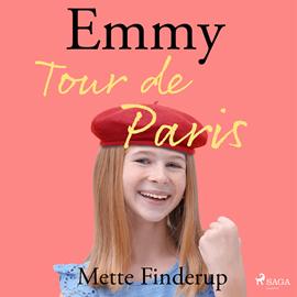 okładka Emmy 7 - Tour de Paris, Audiobook   Finderup Mette