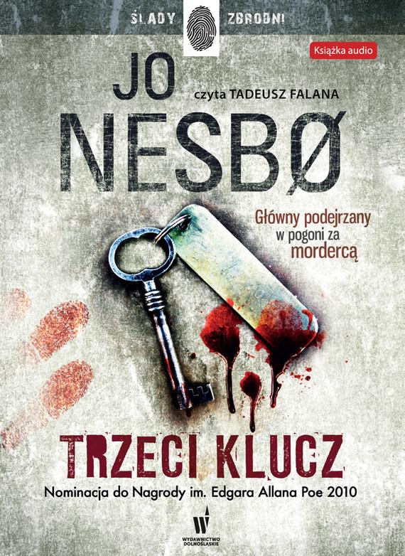 okładka Trzeci klucz, Audiobook | Jo Nesbø