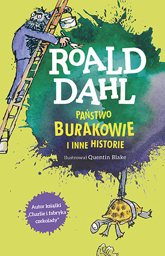okładka Państwo Burakowie i inne historieksiążka |  | Roald Dahl