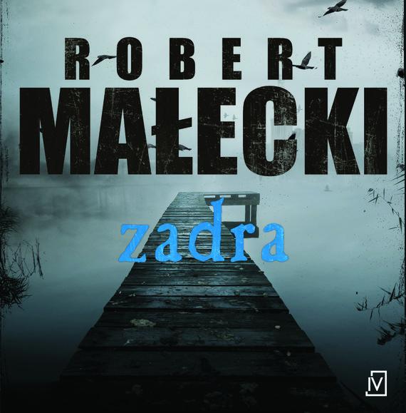 okładka Zadraaudiobook | MP3 | Robert Małecki