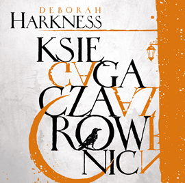 okładka Księga czarownic, Audiobook | Harkness Deborah
