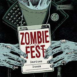 okładka Zombie Fest, Audiobook | Dusza Dariusz